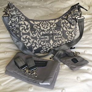 Petunia Pickle Bottom Touring Diaper Bag
